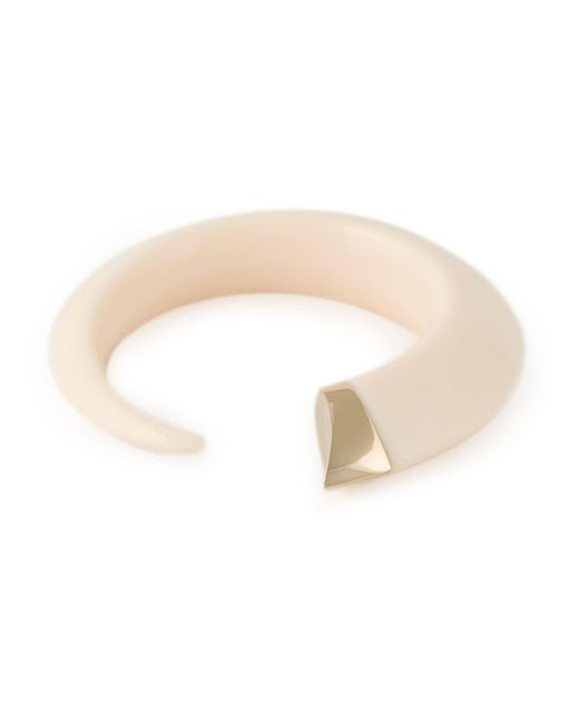 Shaun Leane | White 'tusk' Bangle | Lyst