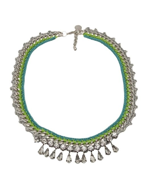 Venessa Arizaga | Metallic 'bahama Mama' Necklace | Lyst