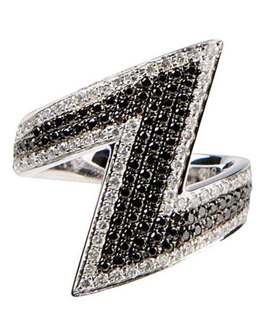 AS29 | Metallic Diamond Phalanx Ring | Lyst