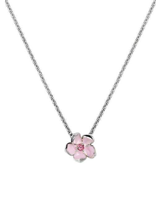 Shaun Leane | Pink 'cherry Blossom' Rhodalite Necklace | Lyst