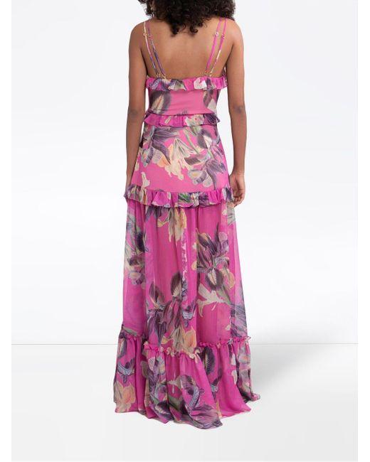 PATBO Grace ドレス Pink