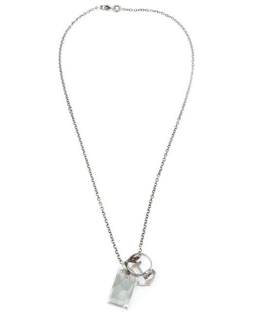Werkstatt:münchen | Metallic Werkstatt:münchen 'm361' Necklace | Lyst