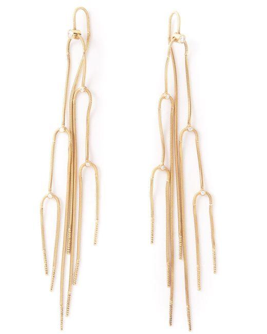 Antonio Bernardo | Metallic 'extase' Diamond Earrings | Lyst