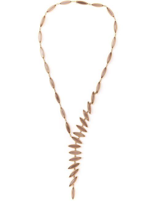 Antonio Bernardo | Metallic 'wing' Necklace | Lyst