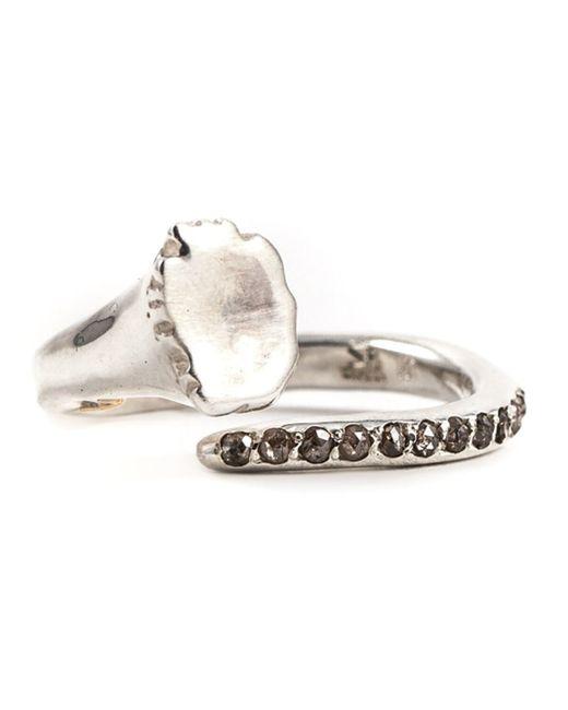 Rosa Maria | Metallic 'tosca' Ring | Lyst