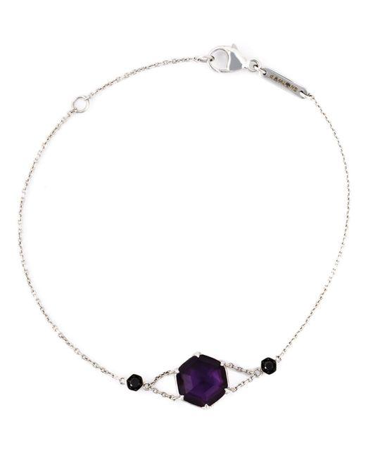 Stephen Webster | White Purple Quartz Bracelet | Lyst