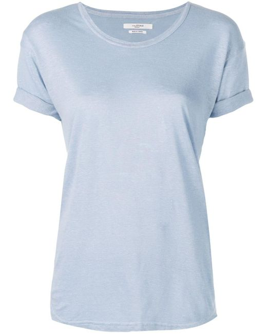 Étoile Isabel Marant ルーズフィット Tシャツ Blue