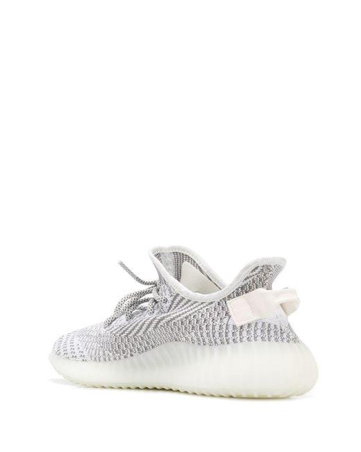 Кроссовки Adidas X Yeezy Boost 350 V2 Static Yeezy, цвет: White