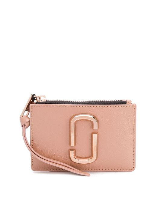 Marc Jacobs Snapshot Dtm 財布 Pink