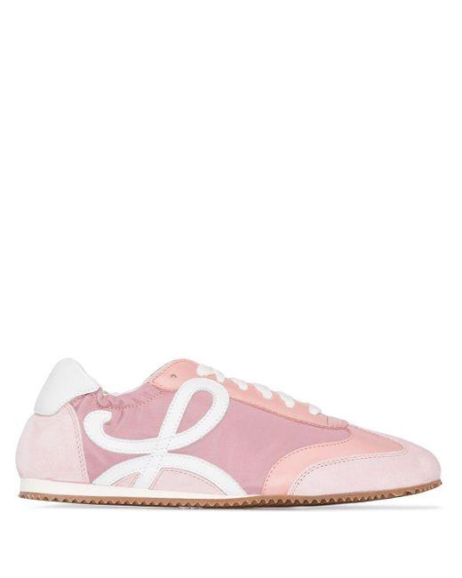 Loewe Ballet Runner スニーカー Pink