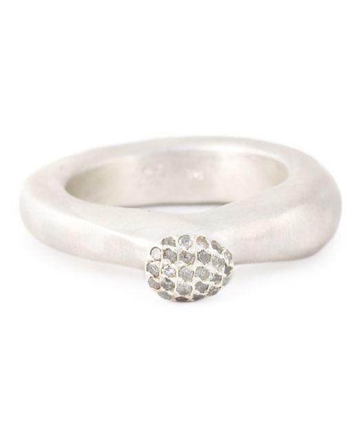 Rosa Maria | Metallic 'harir' Ring | Lyst