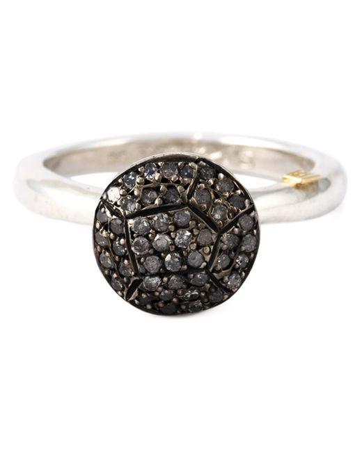 Rosa Maria | Metallic 'michal' Ring | Lyst