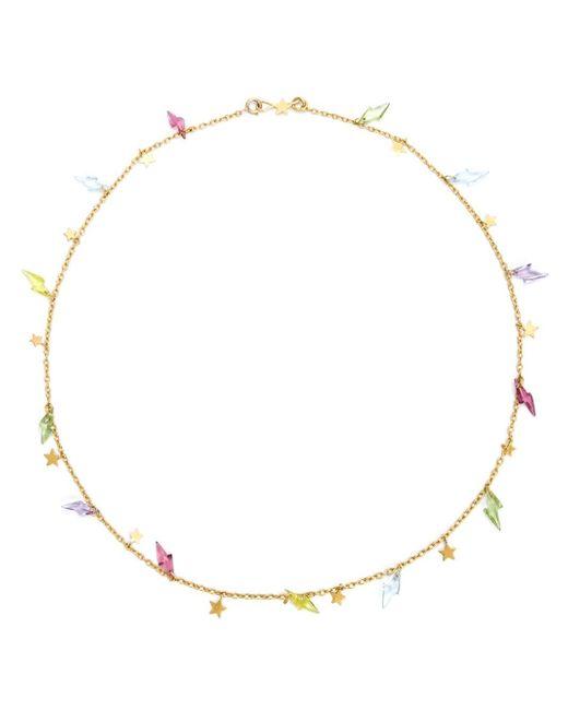 Marie-hélène De Taillac | Metallic Multi Charm Necklace | Lyst
