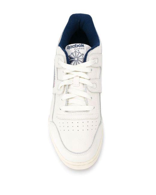 Baskets Workout Plus Reebok pour homme en coloris White