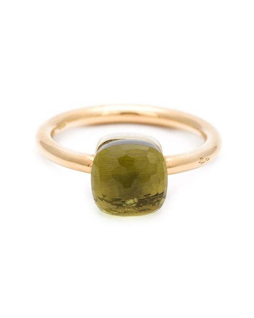 Pomellato | Metallic Lemon Quartz Ring | Lyst