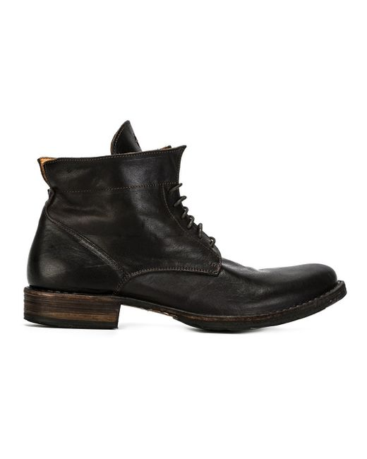 fiorentini baker 39 eternity 39 boots in black for men lyst. Black Bedroom Furniture Sets. Home Design Ideas