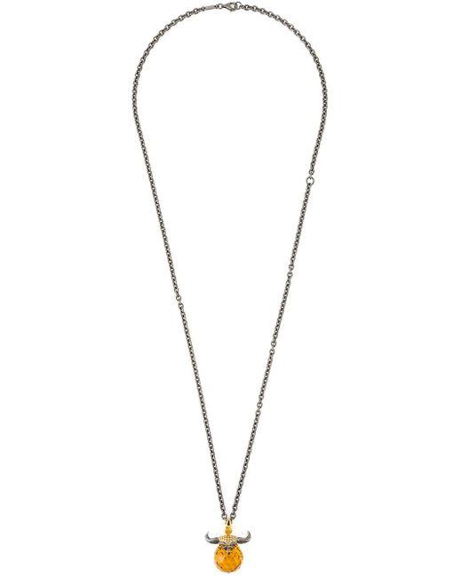Stephen Webster | Metallic 'astro Ball Taurus' Pendant Necklace | Lyst