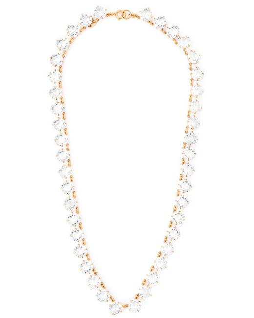 Ca&Lou | Metallic 'debutante' Necklace | Lyst