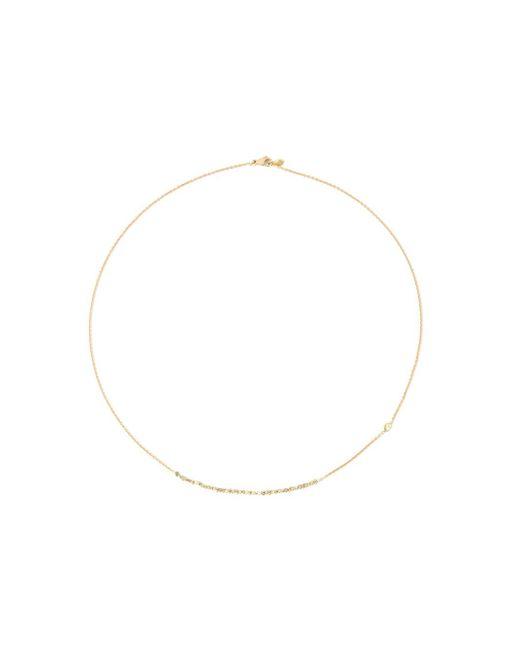 Natasha Collis | Metallic Diamond Nugget Necklace | Lyst