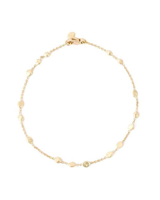 Natasha Collis | Metallic Small 'random Nugget' Bracelet | Lyst