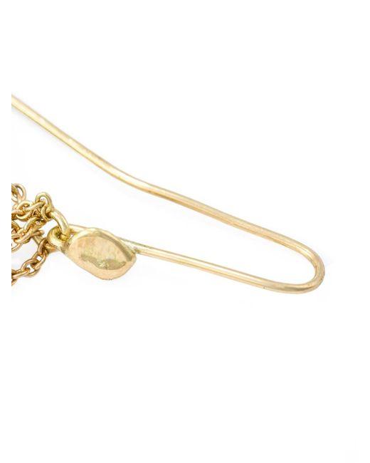 Natasha Collis 'rod' Sapphire Earrings In Blue  Lyst. Spiga Chains. Baguette Eternity Wedding Band. Simplistic Engagement Rings. Unique Gold Stud Earrings. Mens Fashion Stud Earrings. Leaf Bands. Sea Star Necklace. Moonstone Earrings