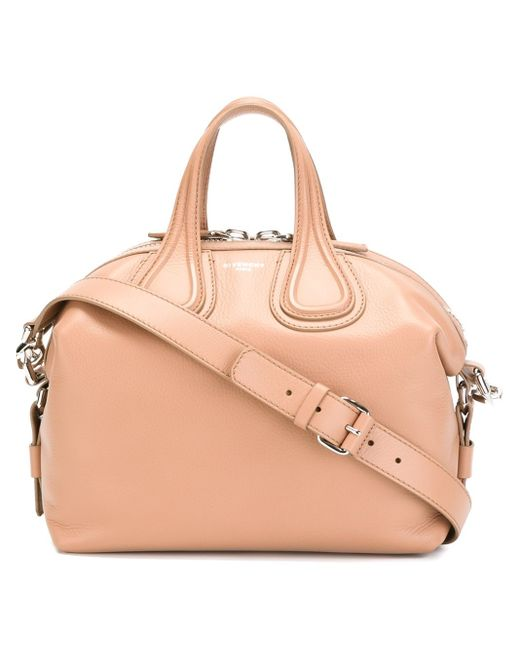 Givenchy | Natural - Small 'nightingale' Tote - Women - Calf Leather - One Size | Lyst