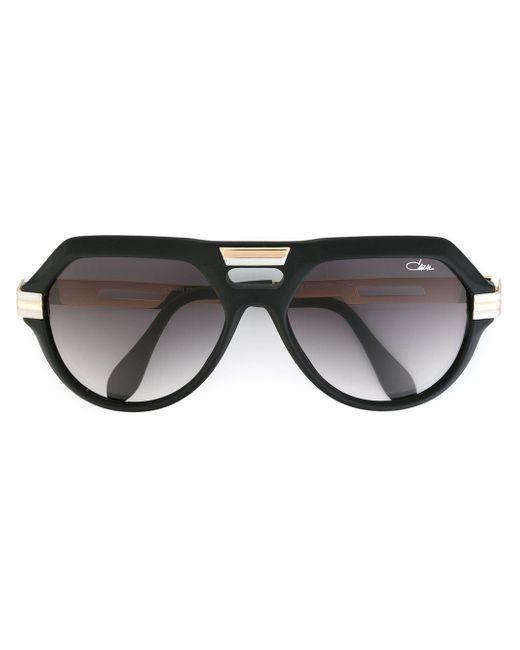 Cazal | Black ' 657' Aviator Sunglasses | Lyst