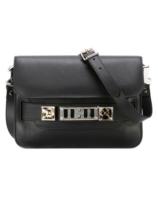 Proenza Schouler | Black Mini Ps11 Shoulder Bag | Lyst