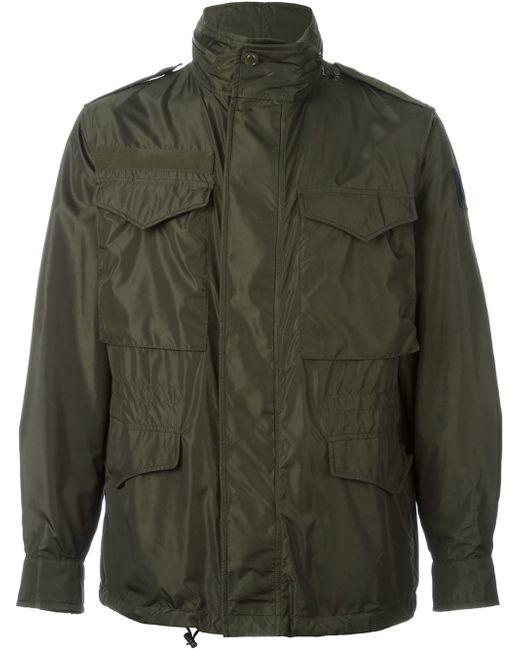 Moncler | Gray 'danick' Jacket for Men | Lyst