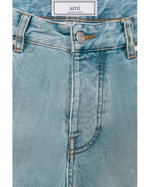 Ami Carrot Fit Jeans in Blue for Men  Lyst