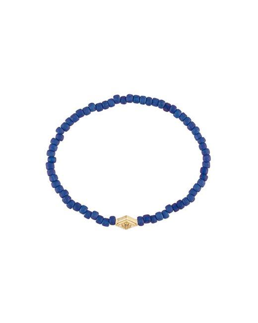 Luis Morais | Metallic 14kt Gold Multi Cross Lozenge Bracelet | Lyst
