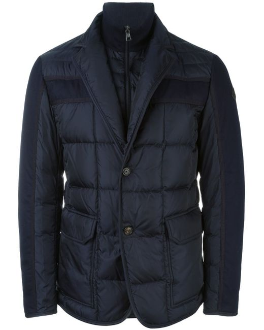 Moncler | Blue 'ardenne' Jacket for Men | Lyst