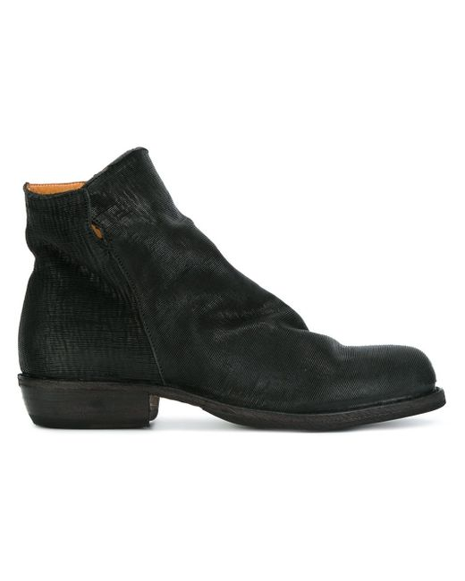 Fiorentini + Baker | Black 'chill' Ankle Boots | Lyst