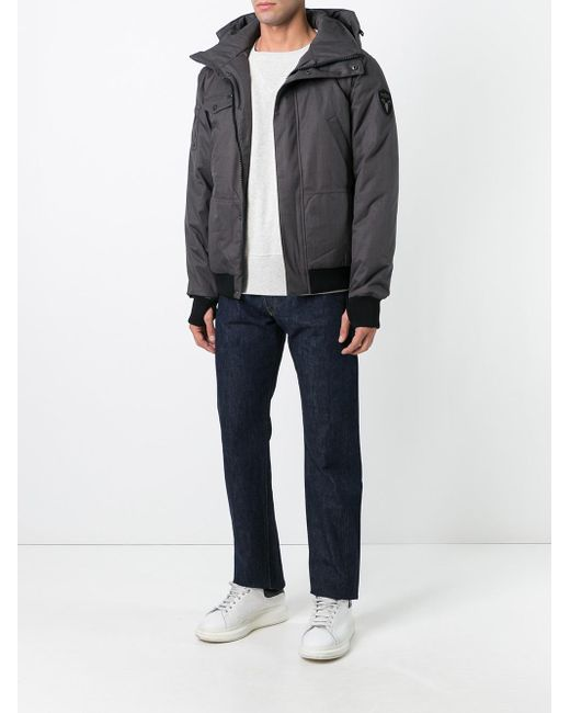 Nobis 39 The Stanford 39 Jacket In Gray For Men Lyst
