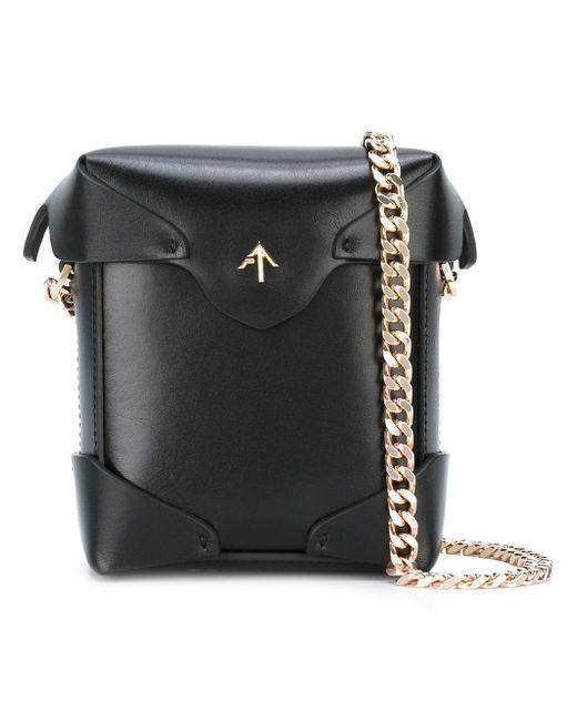 MANU Atelier | Black Pristine Crossbody Bag | Lyst