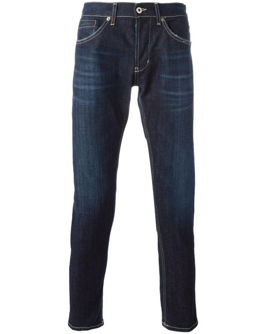 Dondup | Blue George Jeans for Men | Lyst