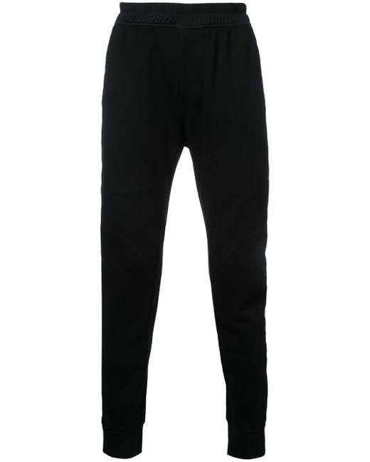 Julius | Black Panelled Track Pants for Men | Lyst