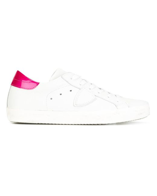 Philippe Model | White Classic Sneakers | Lyst