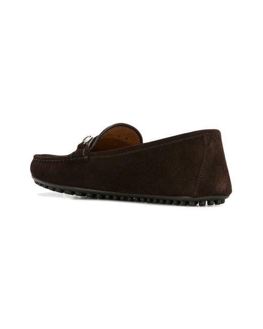 398eb3c7898 Mens Brown Gucci Loafers Sale