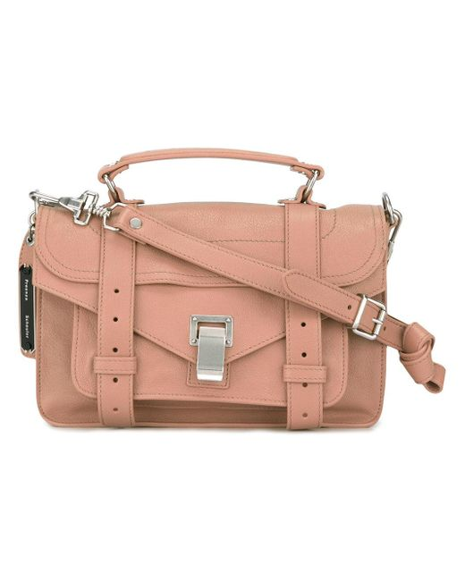 Proenza Schouler | Multicolor Ps1 Satchel | Lyst