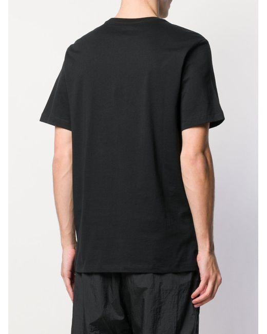 dff80174481d ... Nike - Black Jordan Jump Man T-shirt for Men - Lyst