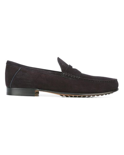 Tod's | Brown Classic Loafers for Men | Lyst