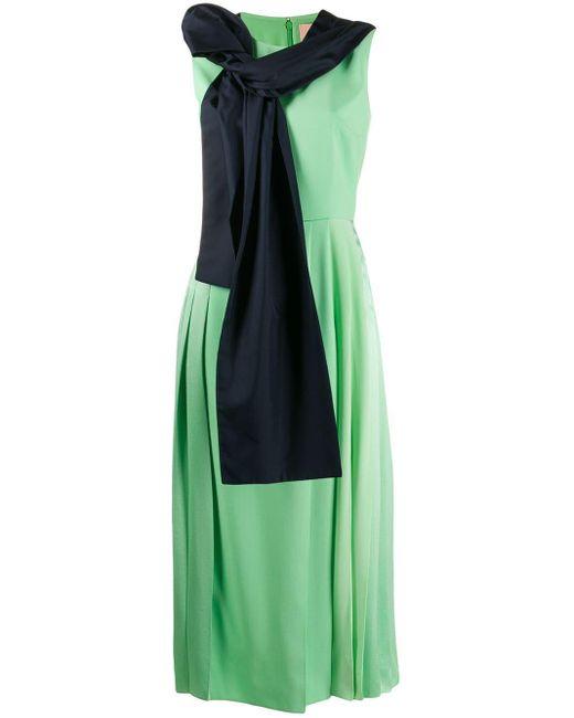 Roksanda Lira ドレス Gray