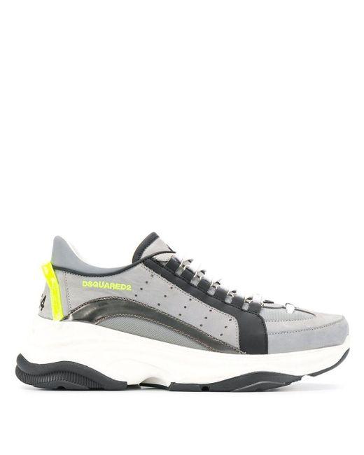 DSquared² 'Bumpy 551' Sneakers in Gray für Herren