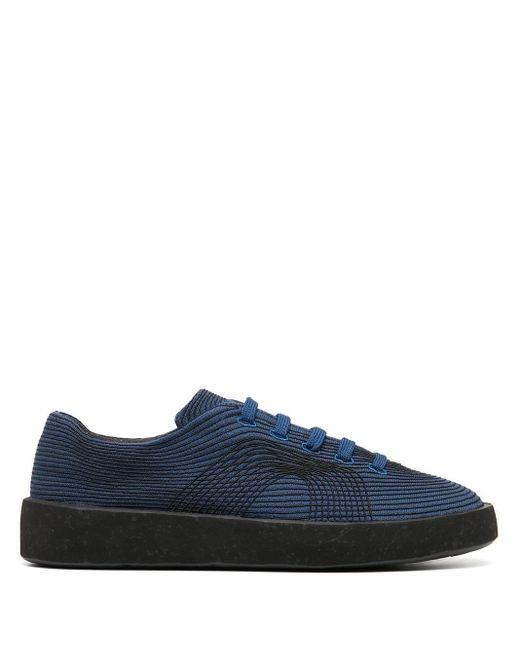 Zapatillas con costuras en contraste Camper de hombre de color Blue