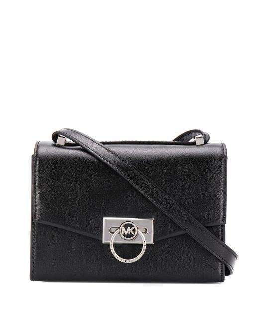Мини-сумка Через Плечо Hendrix MICHAEL Michael Kors, цвет: Black