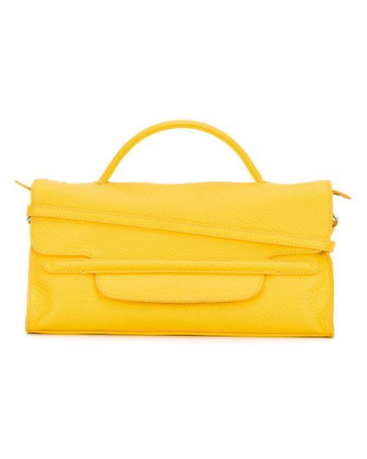 Zanellato | Yellow Small Nina Tote | Lyst