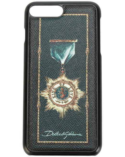Dolce & Gabbana   Multicolor Medal Print Iphone 7 Plus Case for Men   Lyst