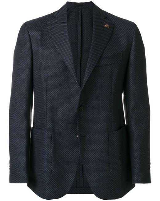 Gabriele Pasini | Blue Formal Blazer for Men | Lyst