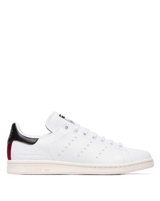 Women's White Stan Smith Sneakers